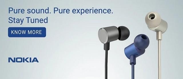 Flipkart starts promoting Nokia audio products
