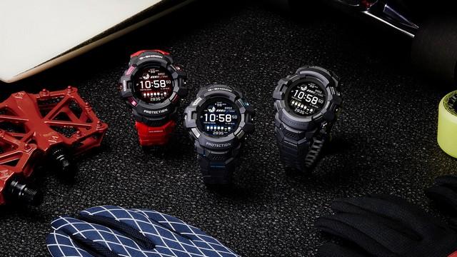 G-Shock smartwatch with Google WearOS