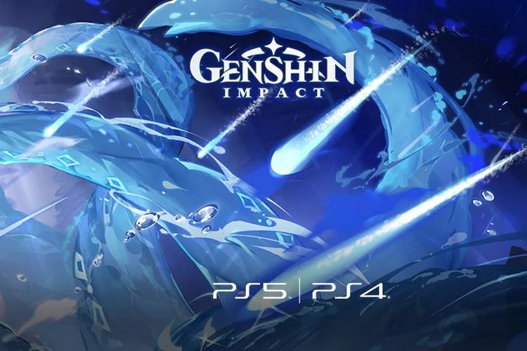 سيأتي Genshin Impact إلى PlayStation 5 في 28 أبريل