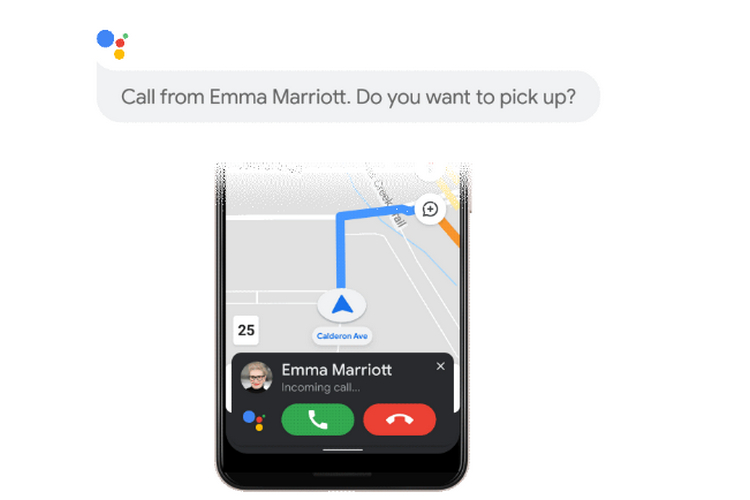 Google Assistant Driving Mode Preview Expands to India and Other Countries