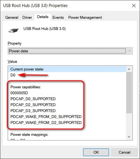 How to Check Power Output of USB Ports in Windows 10