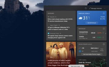 How to Disable News and Interests on Windows 10