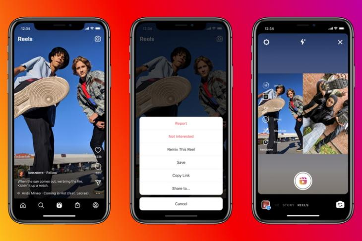How to Remix Reels on Instagram