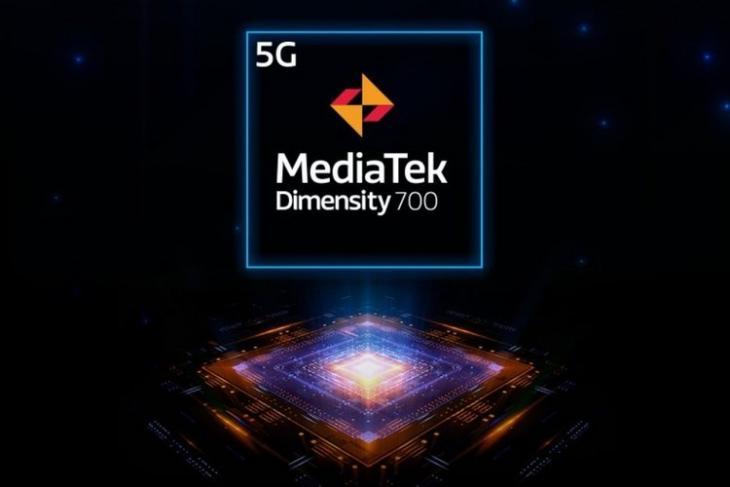 MediaTek brings Dimensity 700 5G SoC in India