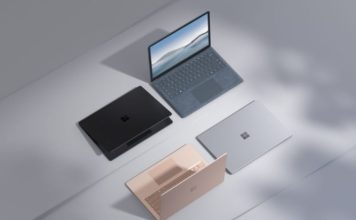 Microsoft Surface Laptop 4 launched
