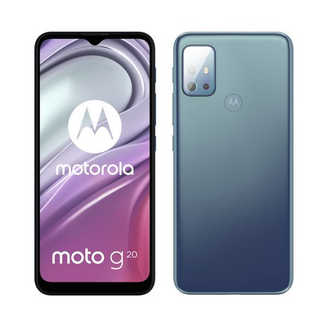 Moto 60 and Moto G20 design and specs leaked
