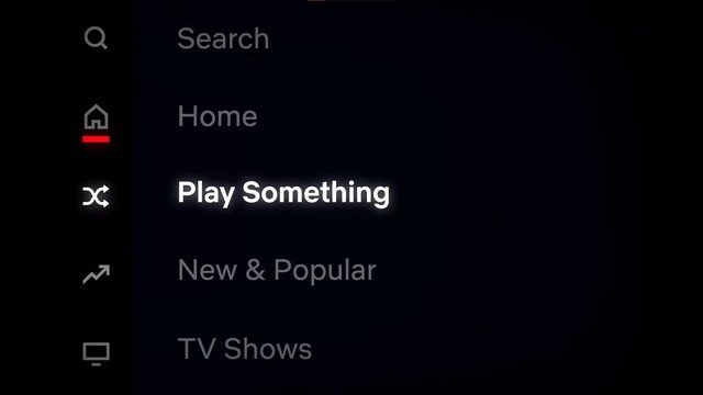 Netflix starts rolling out Play Something button