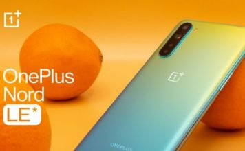 OnePLus Nord LE to be given away to one fan