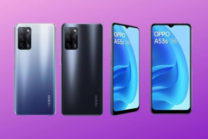 Oppo A53s 5G launched in India