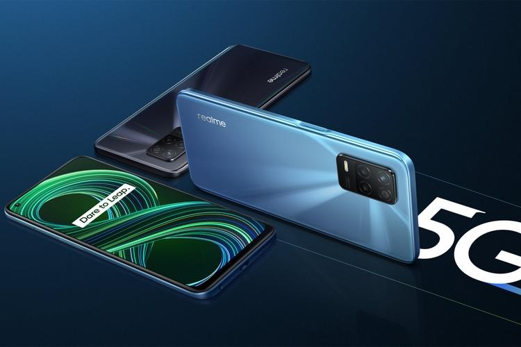 تم إطلاق Realme 8 5G مع Dimensity 700 SoC في الهند بدءًا من Rs. 14999