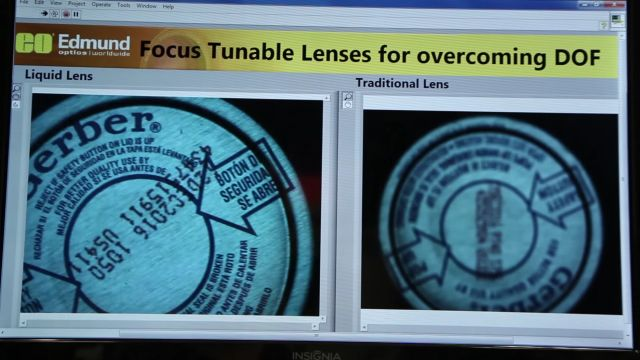 What is Liquid Lens Technology