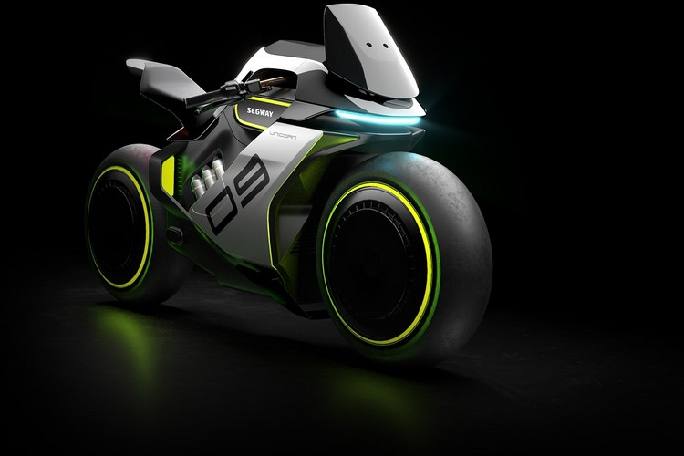 Check out This Hydrogen-Powered Superbike That Looks Straight Outta Tron!