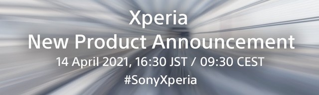 Sony to Launch New Xperia Smartphones on April 14