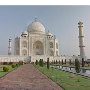 Taj Mahal virtual tour