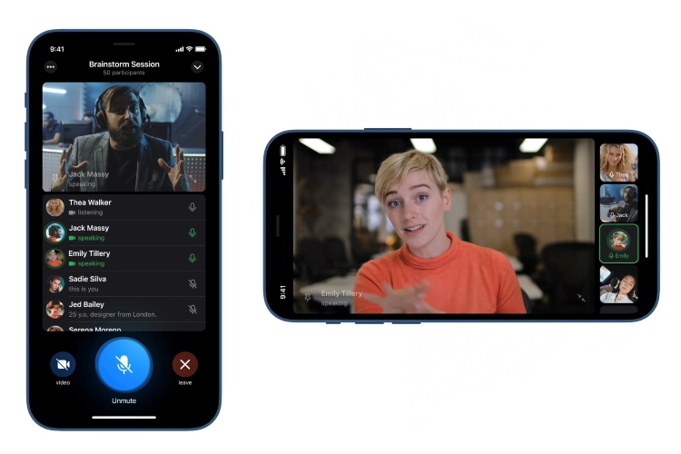 Telegram to Add Group Video Calling Very Soon; Here's a First Look