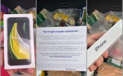 Tesco stores giving away Apple and Samsung products
