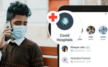 Truecaller Adds a COVID-19 Healthcare Directory