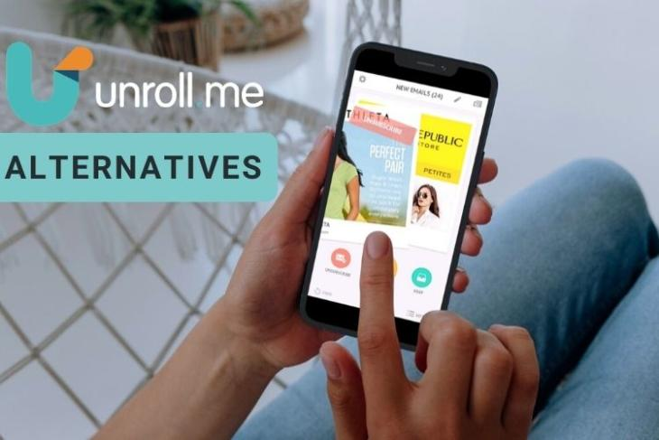 Unroll.me alternatives you should try