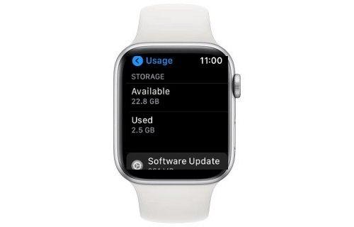 Declutter your Apple Watch