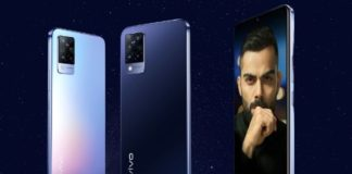 Vivo V21 5G with Dimensity 800U, 44MP Selfie Camera with OIS Launched in India
