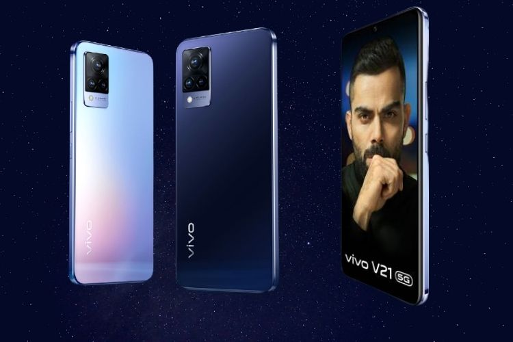 Vivo V21 5G launched in India feat.