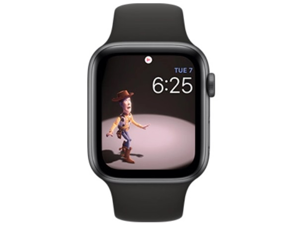 always on display on Apple Watch - watchOS 8