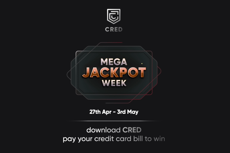 Here's Your Chance to Win Gold, Tata Safari & More with CRED's Mega Jackpot Week