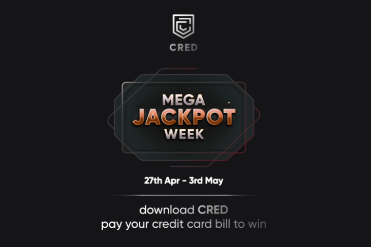cred mega jackpot week