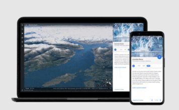 google earth timelpase feature