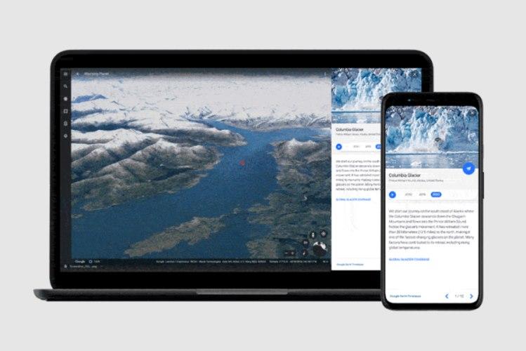 يُظهر وضع Timelapse الجديد في Google Earth كيف تغير العالم في آخر 37 عامًا
