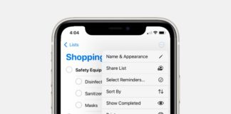 how to print reminders list in iphone - save reminders pdf ios featured