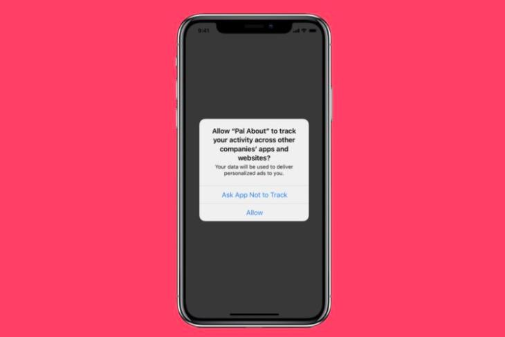 how to stop apps from tracking you in iOS 14.5