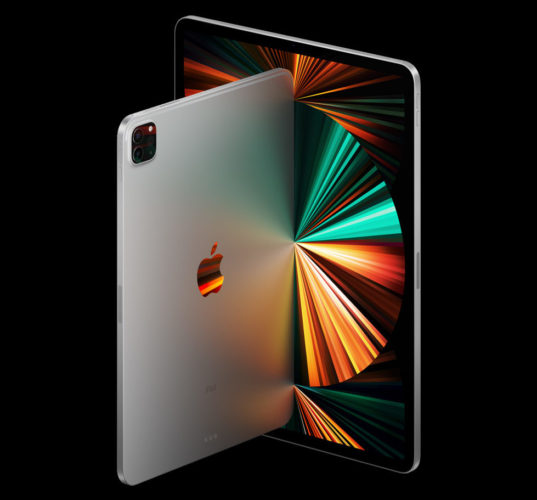 iPad Pro with mini-LED display launched