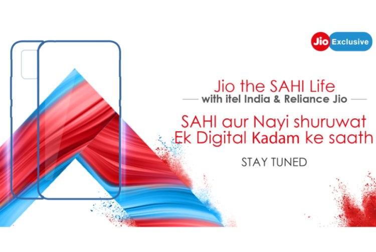 Jio تتعاون مع Itel لإطلاق هواتف ذكية ميسورة التكلفة في الهند