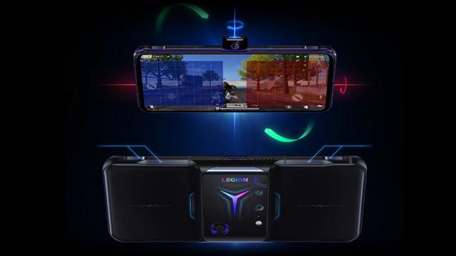 legion phone duel 2 camera
