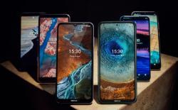 nokia launches 6 new phones