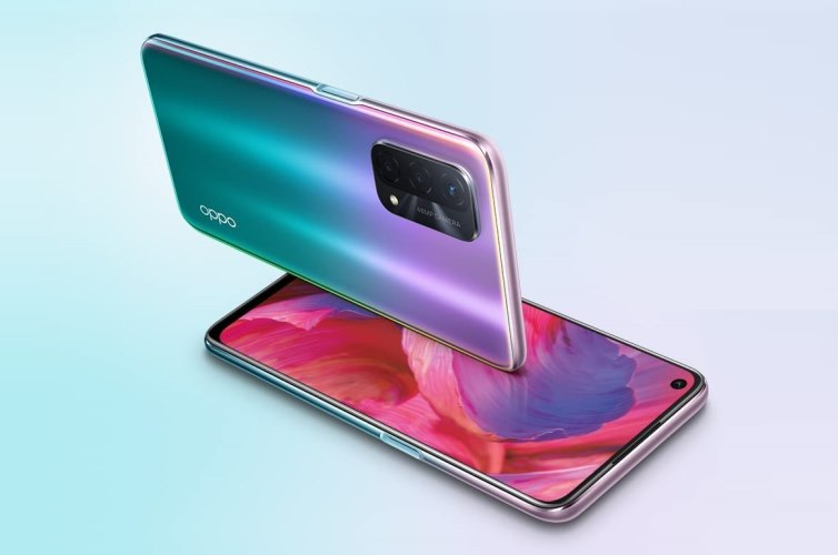 Oppo A74 5G with 90Hz Display, Snapdragon 480 SoC Launched in India