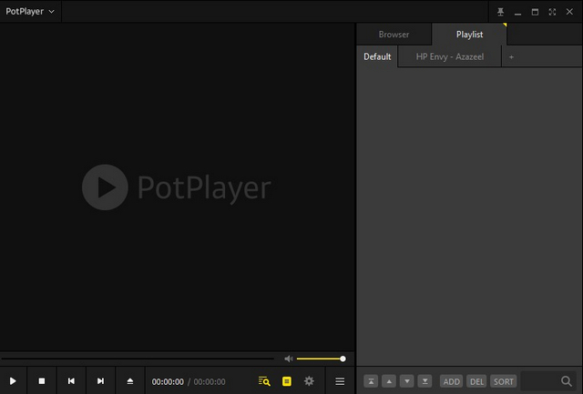 potplayer ui