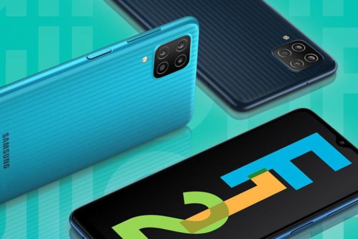 samsung galaxy F12 launched 2