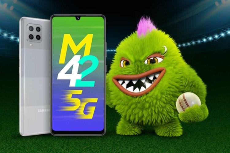 تم إطلاق Galaxy M42 5G مع Snapdragon 750G وكاميرا رباعية بدقة 48 ميجابكسل في الهند
