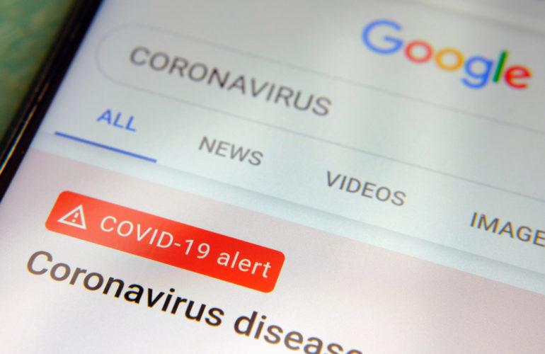 تعرض خرائط Google والبحث الآن مواقع مراكز التطعيم COVID-19 في الهند