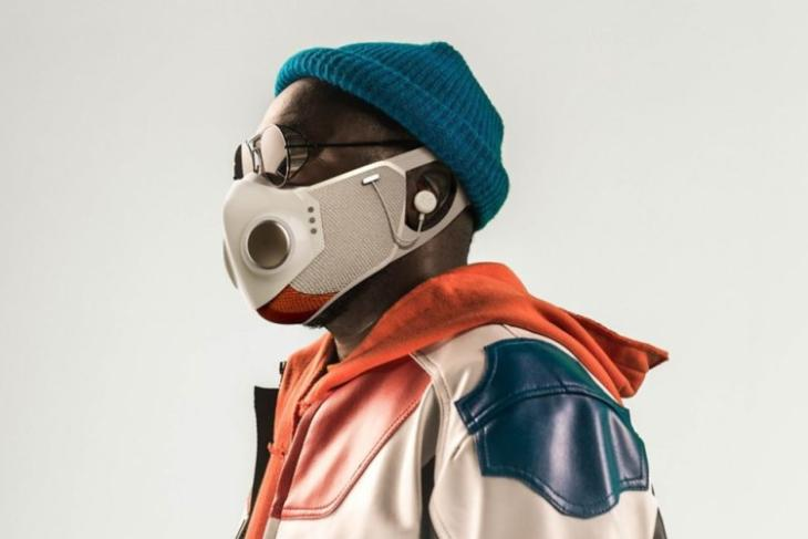 will i am launches smart mask