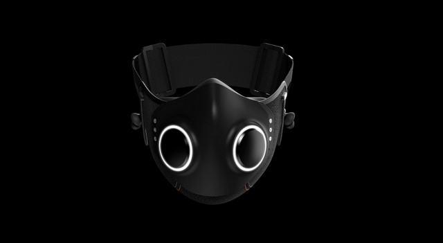 will.i.am develops facemask with wireless anc earbuds