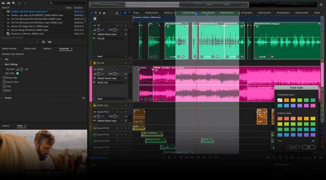 Adobe Audition: Best free GarageBand Alternatives on Windows