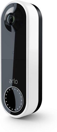 12. Arlo Essential Video Doorbell