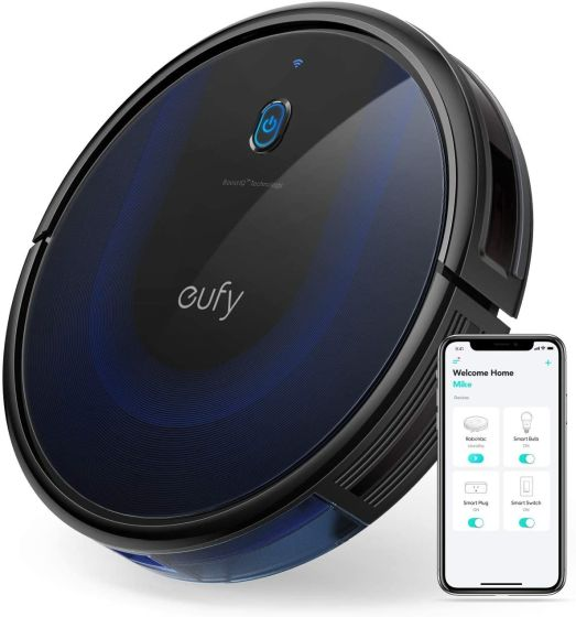 14. eufy by Anker Robot Vacuum Cleaner