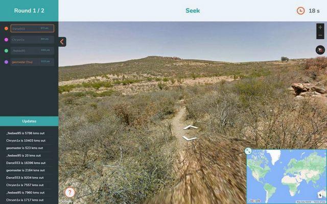 6. Hide & Seek World: Best Indie GeoGuessr Alternative
