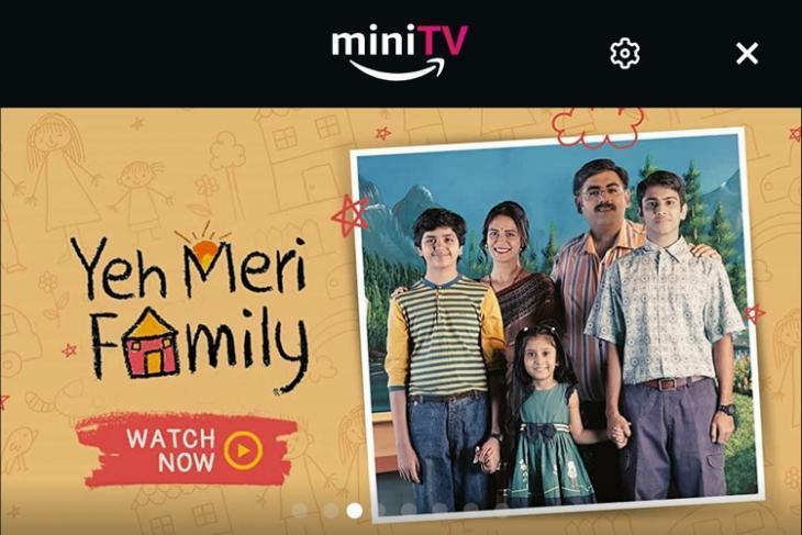 Amazon miniTV is a Video Platform Within Amazon App