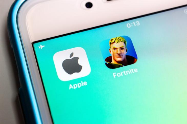 Apple Earned over $100 Million as Commissions from Fortnite
