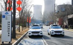 Baidu Launches Commerical Driverless Taxi Service in China